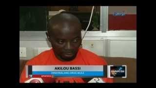 Saksi: Hinihinalang West African Drug Syndicate, arestado