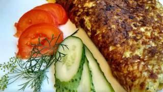 Супер легкий ужин! Кто за здоровое питание?!.