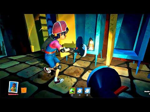 SECRET NEIGHBOR - Bagger & Brave NEW Gameplay