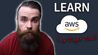 you need to learn AWS RIGHT NOW!! (Amazon Web Services)