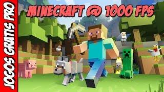 Minecraft at 1000 fps