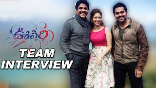 Oopiri Team Funny Interview  Part-1  Akkineni Nagarjuna    Tamanna    Karthi    Venus Filmnagar   