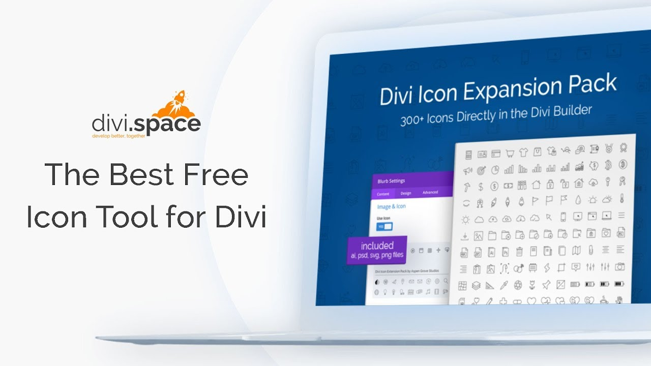 Free Divi Icon Expansion Pack