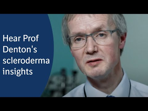 What is Scleroderma? Prof. Denton