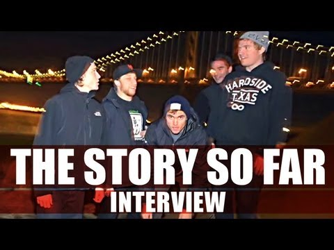 "THE STORY SO FAR Interview | ""We're not trying to be different.."" 