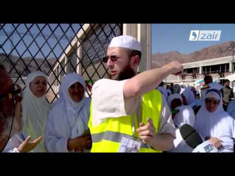 مناسك العمرة خطوة خطوة في ربورتاج رحلة العمر ... عبد القادر خربوش