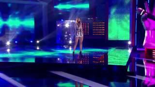 Mariana Gómez canta Rata de dos patas de Manuel Toscano - La Voz Colombia