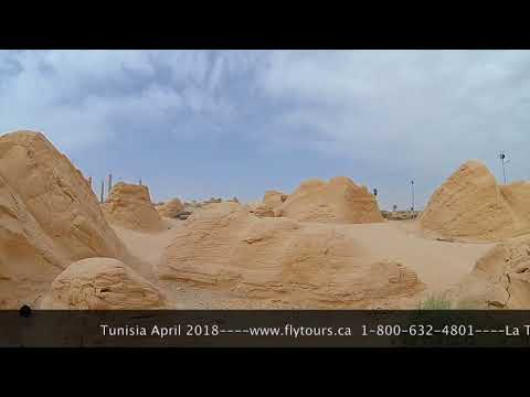 Tunisia 2018 Voyages Fly DK Travel