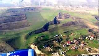 Aeroportul Cluj-Prima aterizare pe noua pista
