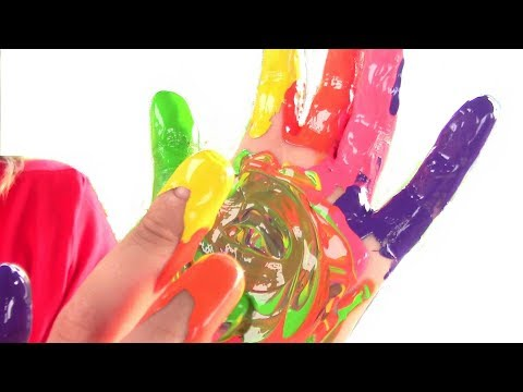 Kinderlieder Und Lernfarben