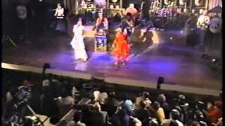 上々颱風with西馬音内盆踊り 1999年3月 秋田・康楽館.