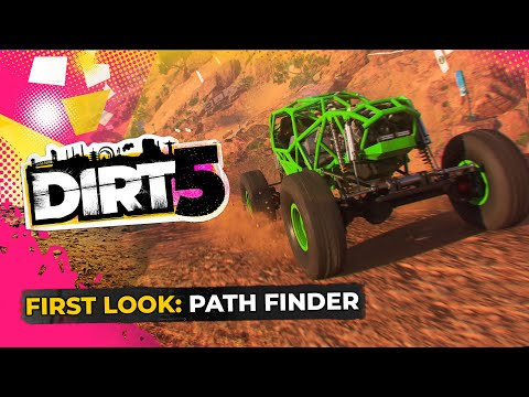 DIRT 5 | Gameplay First Look | Path Finder | Xbox Series X, PS5