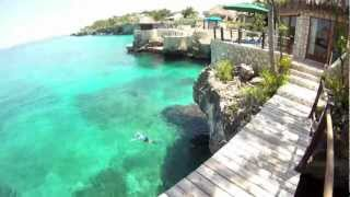 Negril, Jamaica @ The Rockhouse & Rick's Cafe