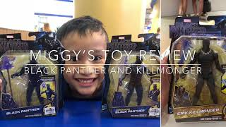 Miggy's Toy Review - Black Panther