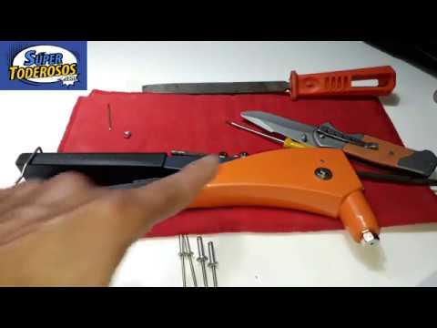 Remachadoras neumáticas | de máquinas y herramientas.