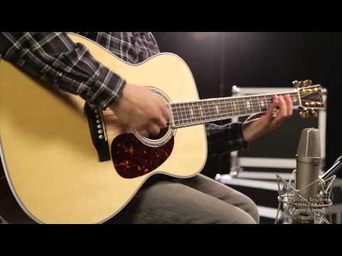 Martin Standard Series J-40 Jumbo Dreadnought Acoustic Guitar