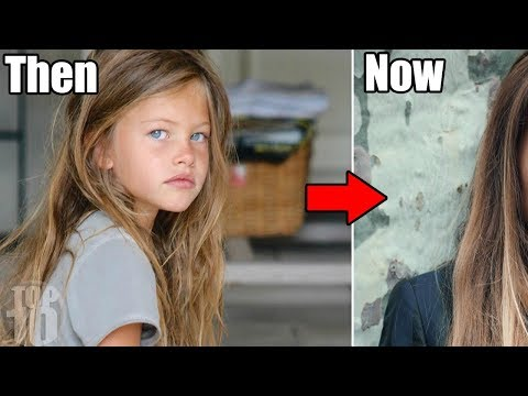 Here's What 'The Most Beautiful Girl In The World' Looks Like Now