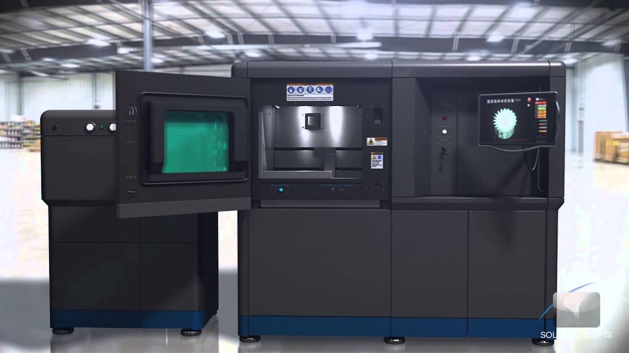 Direct Metal Laser Sintering Dmls Technology Youtube