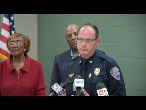 Orangeburg DPS, City of Orangeburg address recent homicide