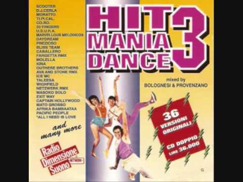 Hit Mania Dance 3 CD1 (1995)