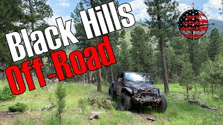 Our Last day wheeling in The Black Hills