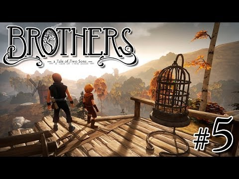 Brothers: A Tale of Two Sons - Fly Like a Bird [5]
