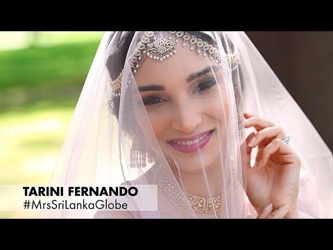 Mrs. Sri Lanka Globe 2019 - Tarini Fernando