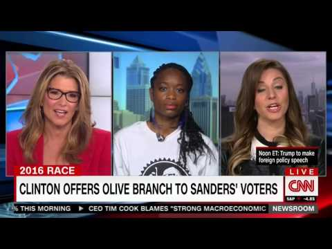 "Sanders Supporter Discusses How She Will ""Never"" Vote For Clinton"