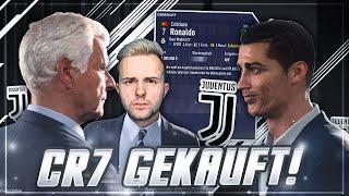 Wir kaufen CRISTIANO RONALDO 😱🔥 FIFA 18 Juventus Turin Karriere #2