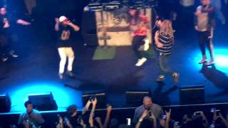 Скачать Fat Nick 2 Hot 4 U Feat Uicideboy Live In LA 11 6 2016
