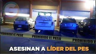 Asesinan a dirigente del PES en Petatlán #Guerrero