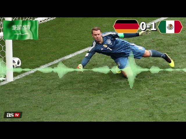 Hirving Chucky Lozano   Narraciones Del Gol Que Unio Al Mundo Del Futbol   Mexico 1 Alemania 0   AS