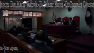 Juicio de CC (Cesar Cataño ) 14-07-2017 capitulo 1