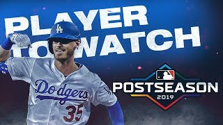 Cody Bellinger (47 Hrs) Looks To Put Dodgers Over World Series Hump   Postseason Players To Watch