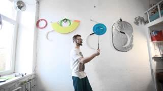 #01.1 Как научиться крутить тарелочку (видео уроки  от ПГ)
