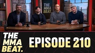 The MMA Beat: Episode 210 (Cerrone-McGregor, Dillashaw-Cejudo, UFC Denver Recap, More)