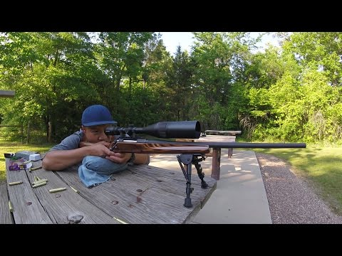 Ruger American 30-06 with Boyds Stock & Vortex Crossfire II 4-12x50