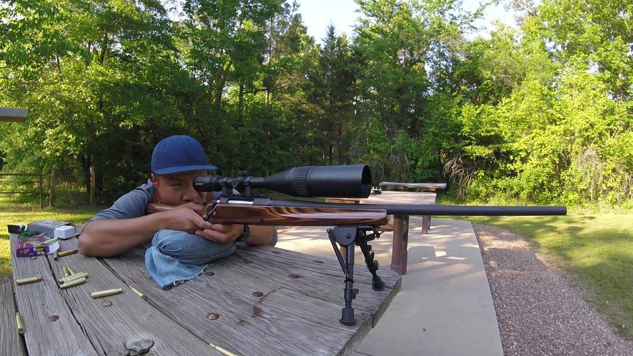 Ruger American 30 06 With Boyds Stock Amp Vortex Crossfire