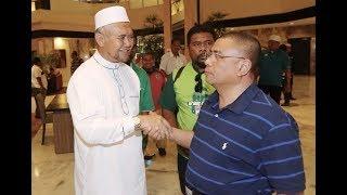 Perak Pas has met with BN and Pakatan