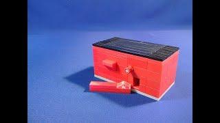 Как сделать МИНИ СЕЙФ из LEGO #3