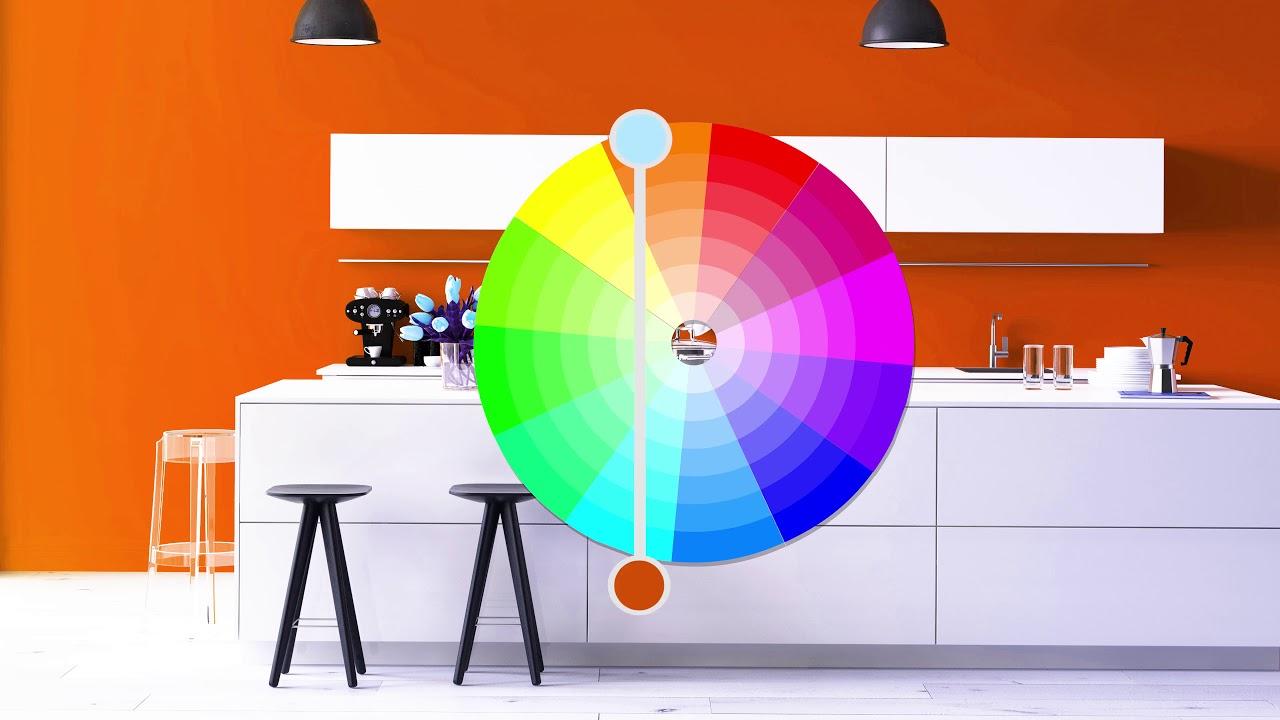 Como Utilizar El Circulo Cromatico En La Decoracion