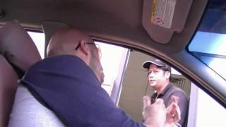 One of Ed Bassmaster's most viewed videos: Drive-Thru Pranks