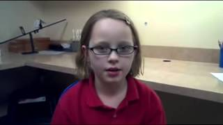 Nicole's Vision Therapy Success Story