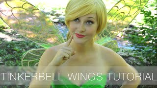 Tinkerbell Wing Tutorial   New and Improved!