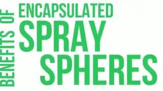 Encapsulation Solution   Encapsulated Spray Spheres   Cosmetic Beads screenshot 1