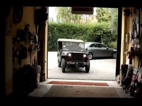 1942  Jeep Willys MB   GPW
