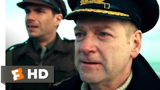 Dunkirk (2017) - Home Comes to Them Scene (8/10) | Movieclips