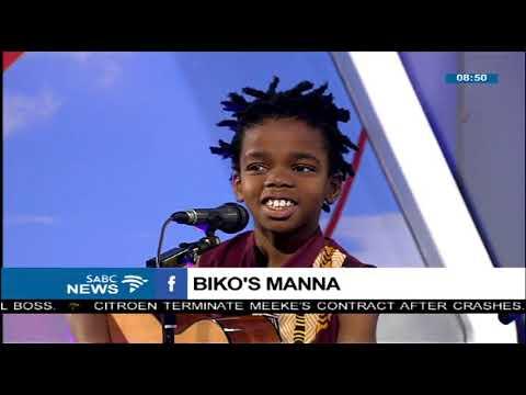 Biko's Manna celebrate Africa Day through song