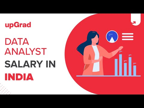 Data Analyst Salary in India | upGrad