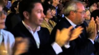 Tisanoreica e Gianluca Mech a